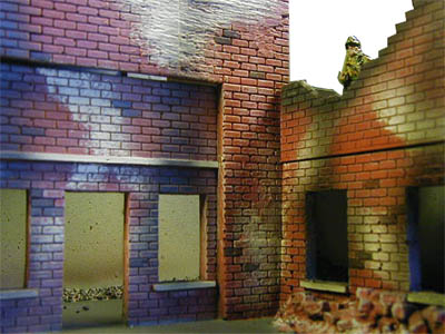 28mm WWII Factory ofice 004