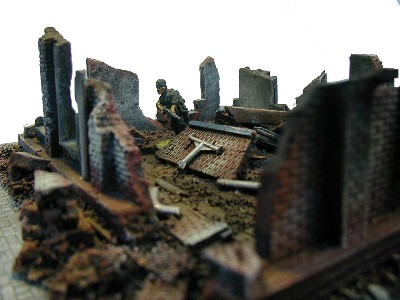 Destroyed Buildings Ww2